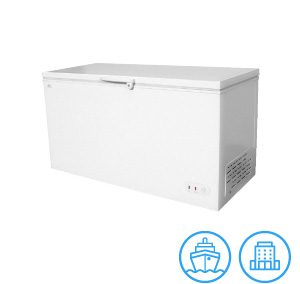 Chest Freezer 520L (1 Door) (FPO)